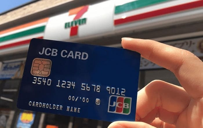 thẻ jcb credit card