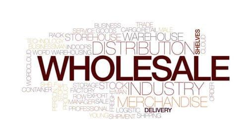 wholesale là gì