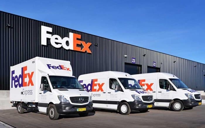 dịch vụ fedex