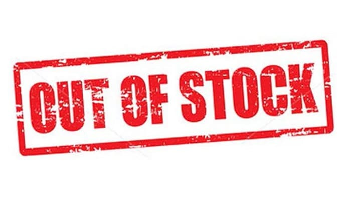 out stock là gì