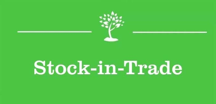 stock in trade là gì