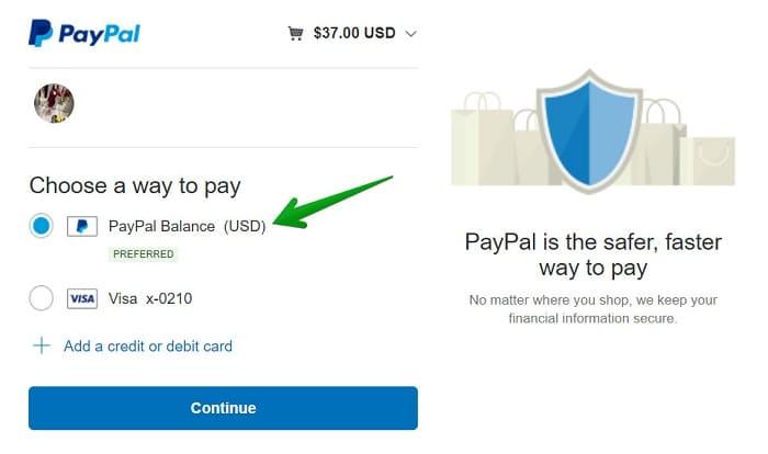 tài khoản paypal là gì