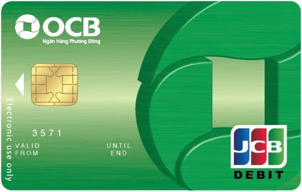 thẻ jcb debit