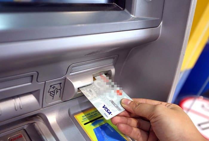 thẻ visa thanh toán quốc tế