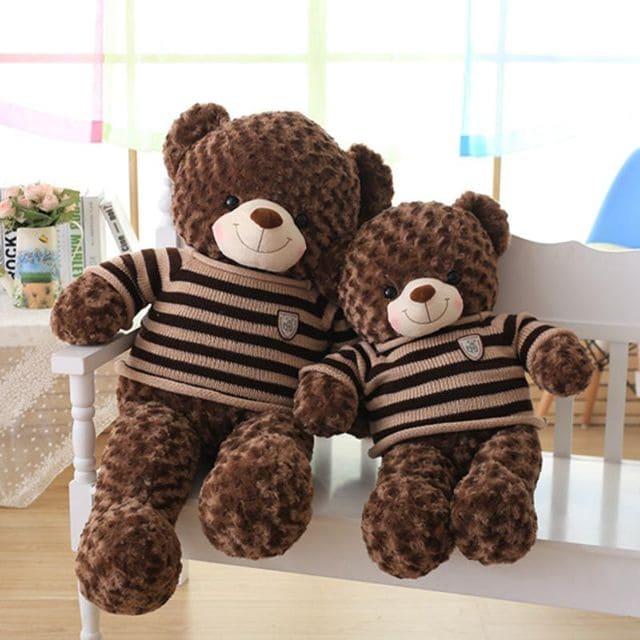 Những chú gấu Teddy dễ thương làm mọi cô nàng gục ngã