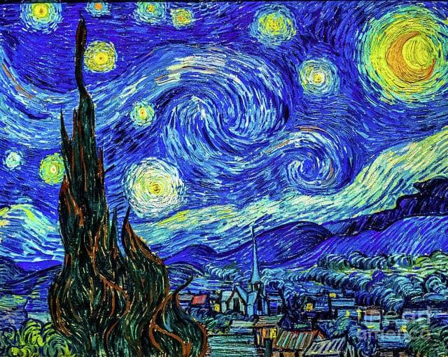 Xu hướng tranh nghệ thuật hiện đại