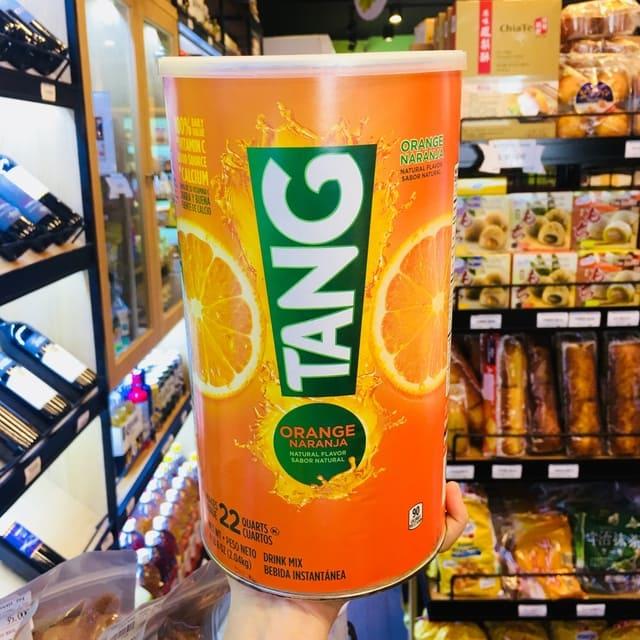 Bột cam Tang 2.04kg của Mỹ chính hãng