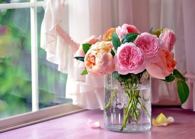 Trang trí Tết với hoa tươi rục rỡ