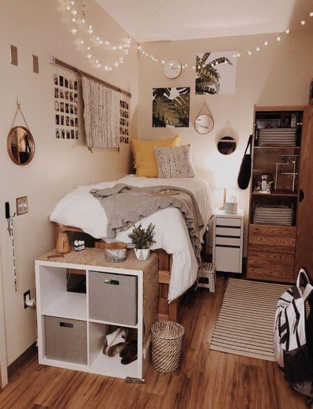 Còn nếu bạn thích dạng chill thì đây là mẫu phòng phù hợp với bạn