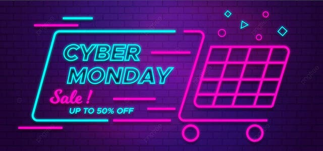 Cyber Monday cũng tương tự như Black Friday