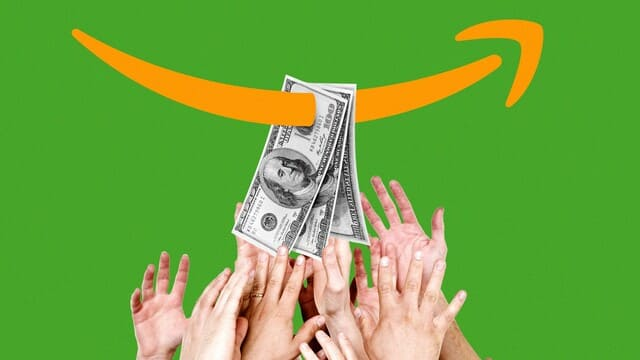 Mua hàng giảm giá trên Amazon
