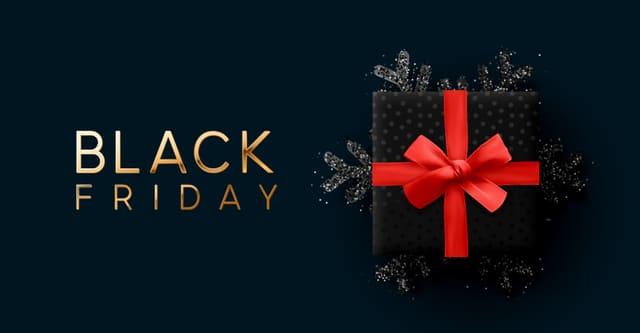 Black Friday là một trong những dịp sale lớn trong năm của Amazon