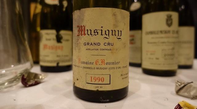 1990 Domaine Leroy Musigny Grand Cru