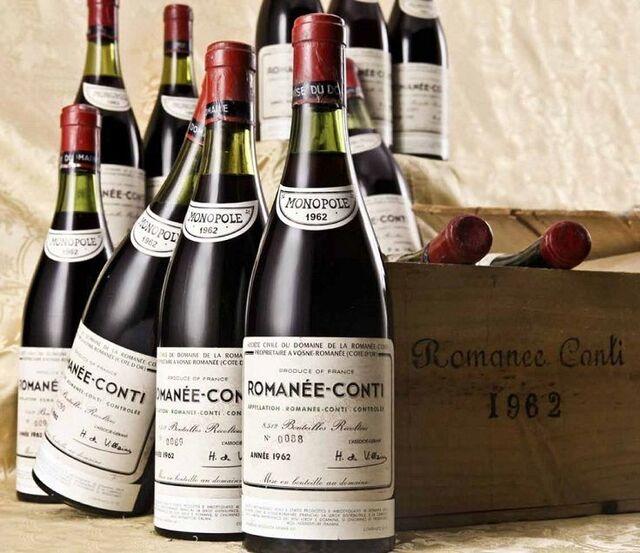 Rượu vang đắt nhất thế giới